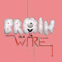 Brain on a Wire Logo